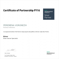 Partnership FY16
